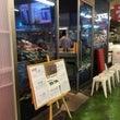 柳橋市場で海鮮ランチ…
