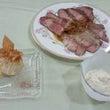 ヒロミチさんのお料理…
