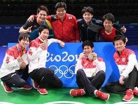 オリンピックメンバー