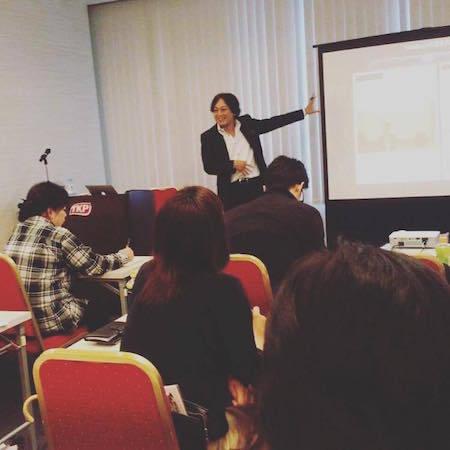 日本エステティック協会ブランディング集客セミナー
