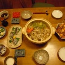 昨日の晩餐