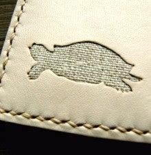 カメのパスケース