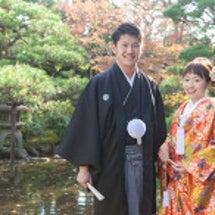 紅葉の京都和装前撮り…