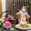 一歳のお誕生会♪