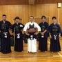 昨日の剣道大会結果!…