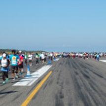 萩・石見空港マラソン…