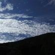 雲がキレイである!
