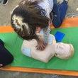 AEDの講習会へ行っ…