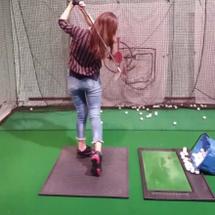 渋谷deゴルフ 成長…