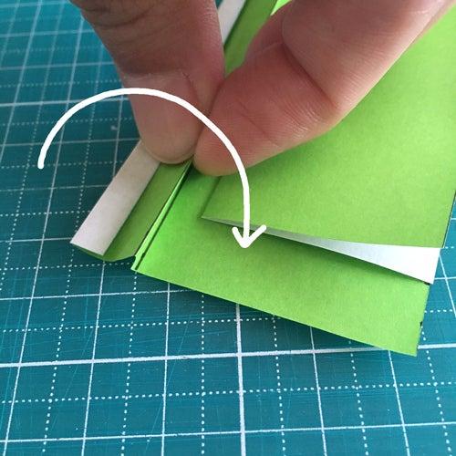 42miryon流☆折り紙でチマチョゴリを折る方法