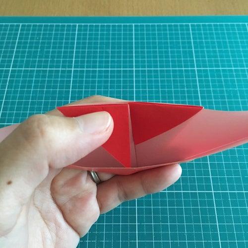 14miryon流☆折り紙でチマチョゴリを折る方法