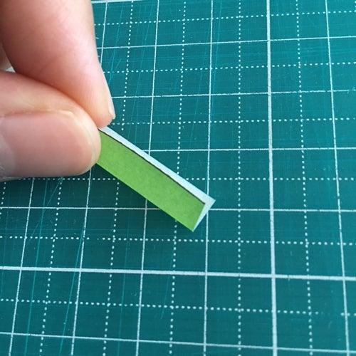 59miryon流☆折り紙でチマチョゴリを折る方法