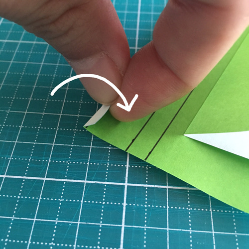 35miryon流☆折り紙でチマチョゴリを折る方法