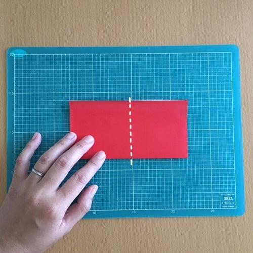 03miryon流☆折り紙でチマチョゴリを折る方法