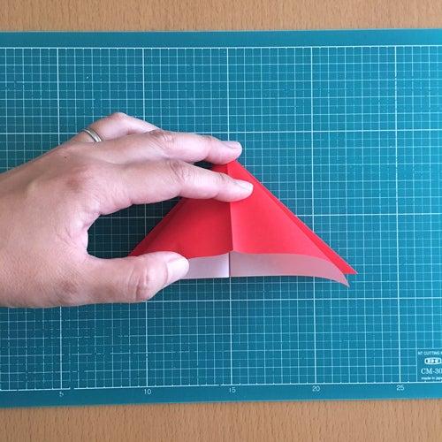 10miryon流☆折り紙でチマチョゴリを折る方法