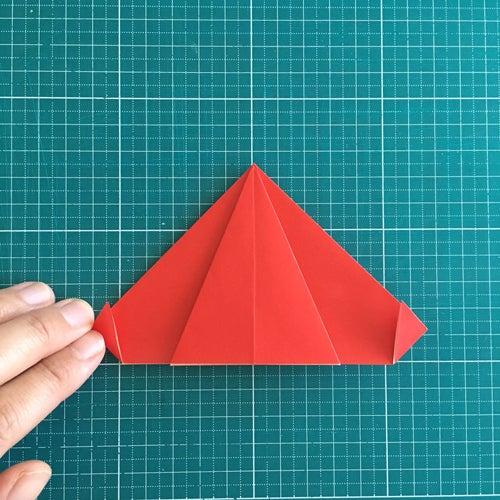 17miryon流☆折り紙でチマチョゴリを折る方法