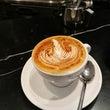 〆のお仕事前に1杯の…