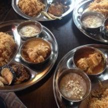 インド料理教室に行っ…