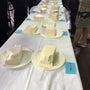 豆腐品評会に出席