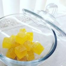 レモンジャムの琥珀糖