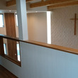 完成目前、新会堂内の…