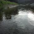 石川の濁り 河川の堆…