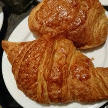 パリの朝ごはん。