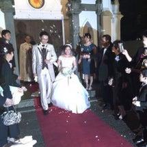 軽井沢での結婚式