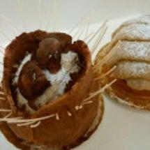 今日のケーキ~小倉~