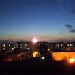 近所の花火♪