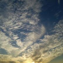 空の写真を