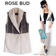 ROSE BUD♥新…
