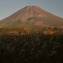 富士山晴れ