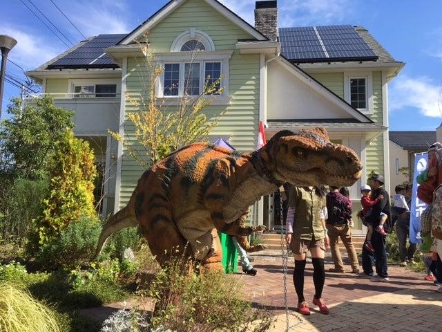 総展 ティラノサウルス