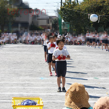 小学校最後の運動会、…