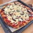 ピザ作り!