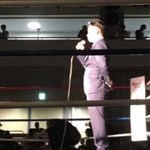 黒田アキヒロ引退式②…