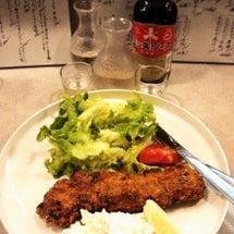 秋鮭のフライ、タルタ…