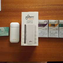 Ploom TECH…