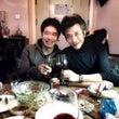 中国の俳優さんと友だ…