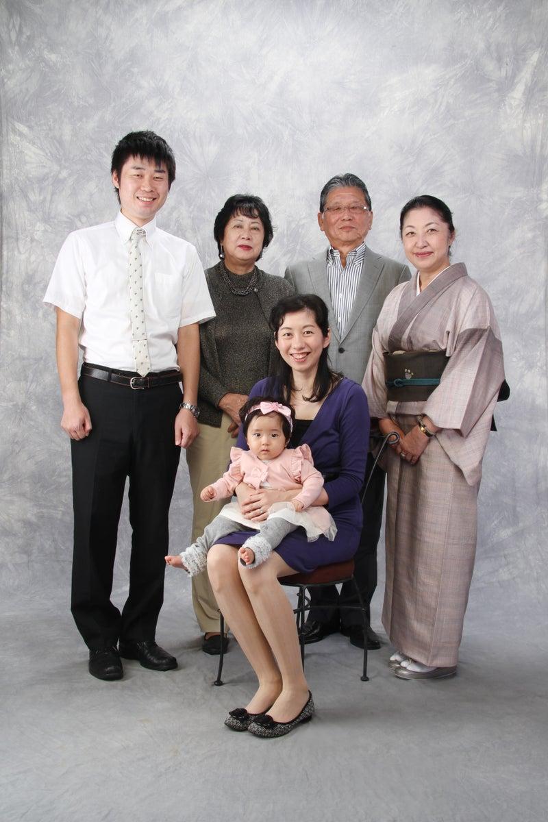 家族写真 名古屋