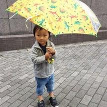 傘のプレゼント♪