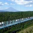吊り橋とお城