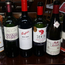 持ち寄りワイン会…ヒ…