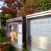 上野の世界文化遺産で…