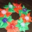 折り紙クリスマスリー…