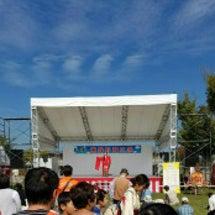 東員町商工祭にて。