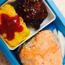 今日の幼稚園弁当