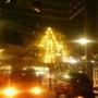 街路樹イルミネーショ…