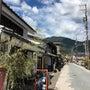 秋晴れ上田カフェ